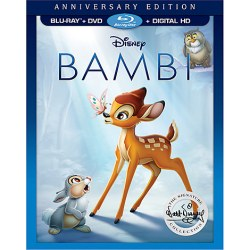 Bambi Digital HD Blu-ray DVD combo