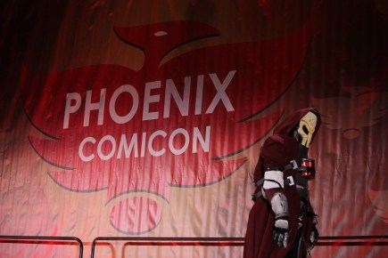Phoenix Comicon 2017 (Photo credit: Christen Bejar)