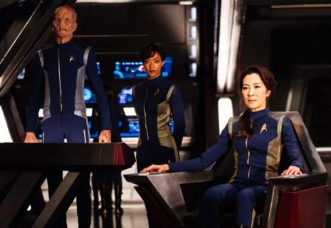 Star Trek: Discovery - crew