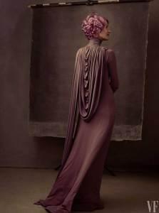 Laura Dern as Vice Admiral Holdo in Star Wars: Episode VIII - The Last Jedi.