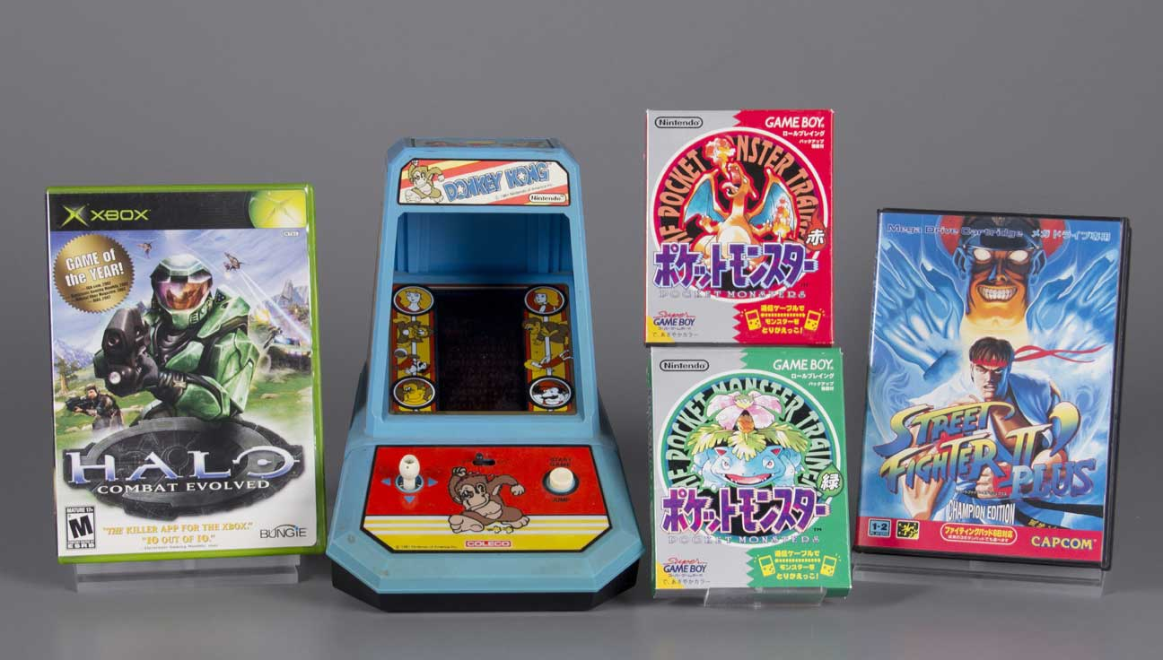 Video Game Hall of Fame inducts 4 games