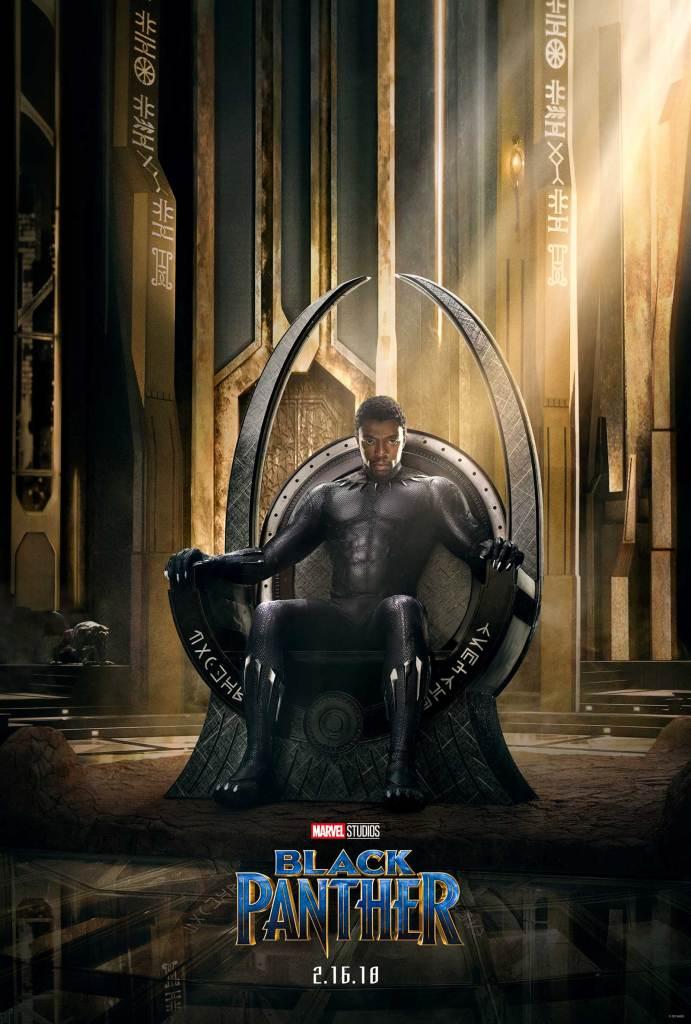 Black Panther teaser poster