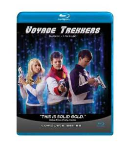 Voyage Trekkers on Blu-ray