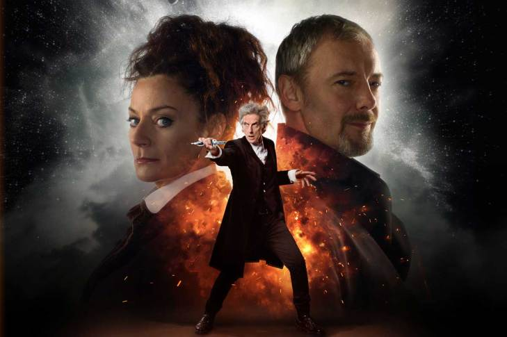 Doctor Who Series 10 World Enough and Time