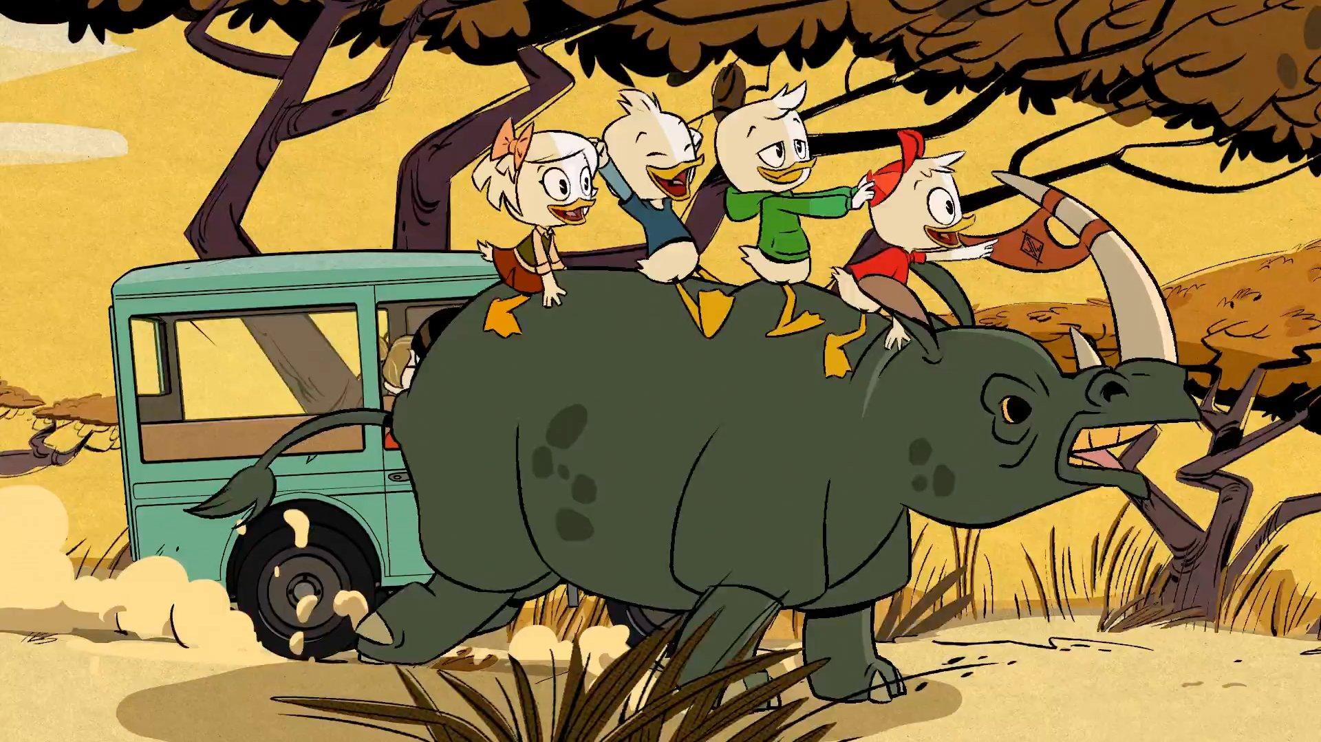 New DuckTales episodes return