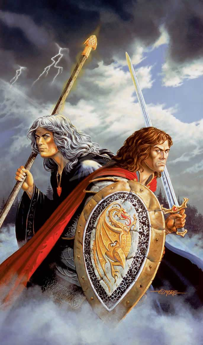 New Dragonlance trilogy announced by original authors