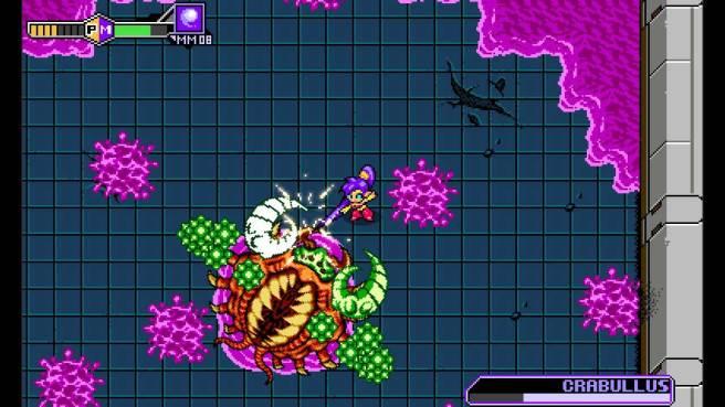 Blaster Master Zero Shantae DLC