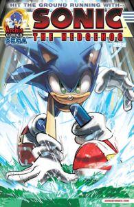 sonic the hedgehog comics