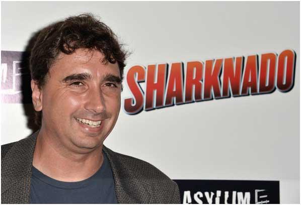 Sharknado 5 Anthony C. Ferrante
