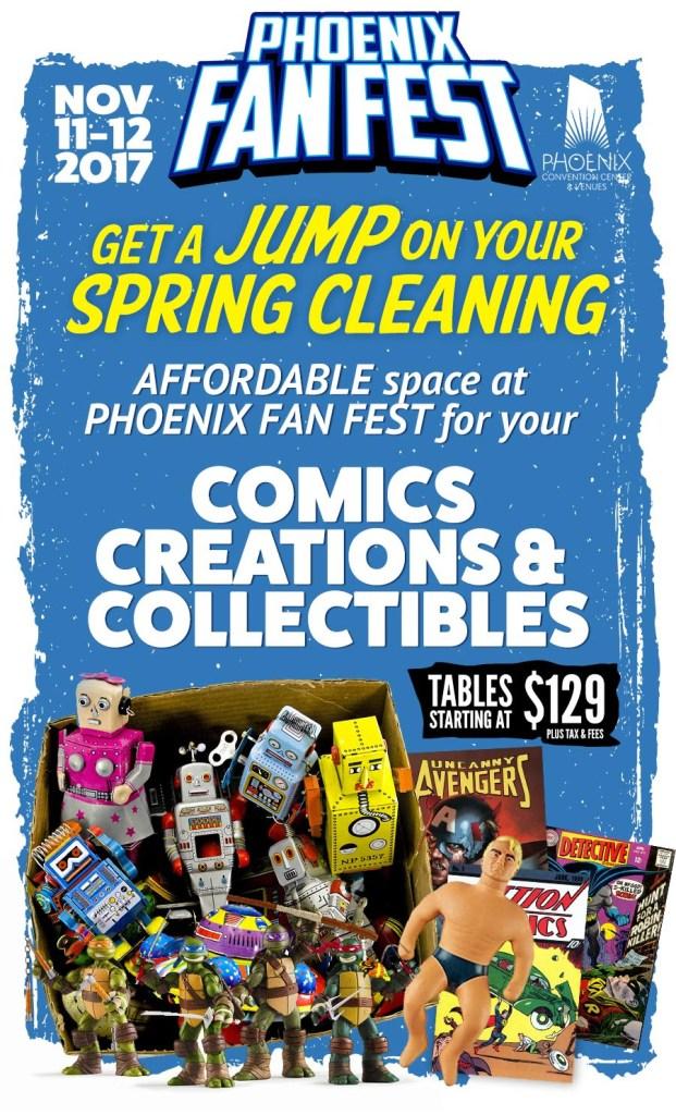 Phoenix Fan Fest advertisement