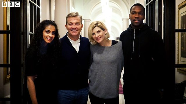 Doctor Who Series 11 cast (BBC)