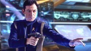 Jason Isaacs as Gabriel Lorca on Star Trek: Discovery (CBS All Access)