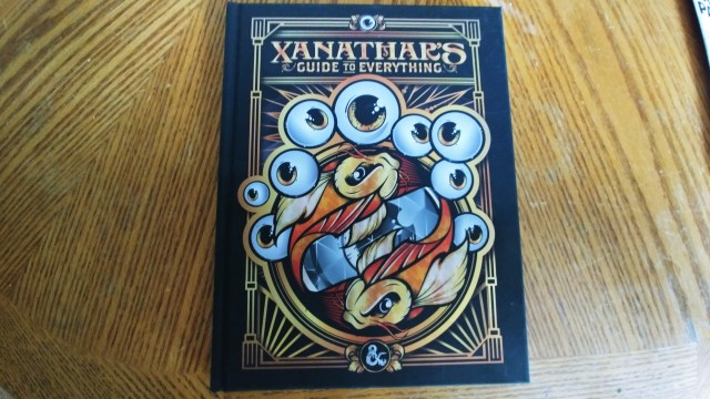 Xanathar's Guide to Everything, a Dungeons & Dragons expansion review