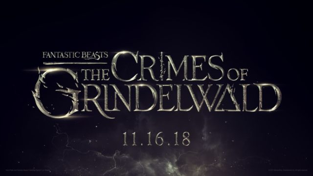 'Fantastic Beasts: The Crimes Of Grindelwald' Is 2nd Title In WB Franchise
