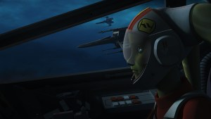 Star Wars Rebels: Rebel Assault