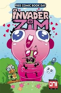 INVADER ZIM: FLOOPSY BLOOPS SHMOOPSY Oni Press