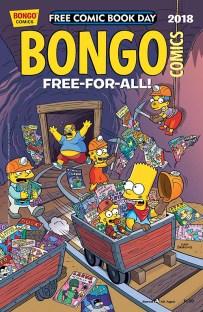 BONGO COMICS FREE-FOR-ALL Bongo Comics
