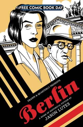 BERLIN #1 Drawn & Quarterly
