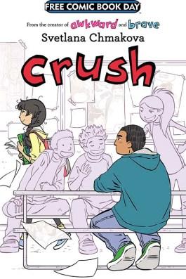 CRUSH Yen Press