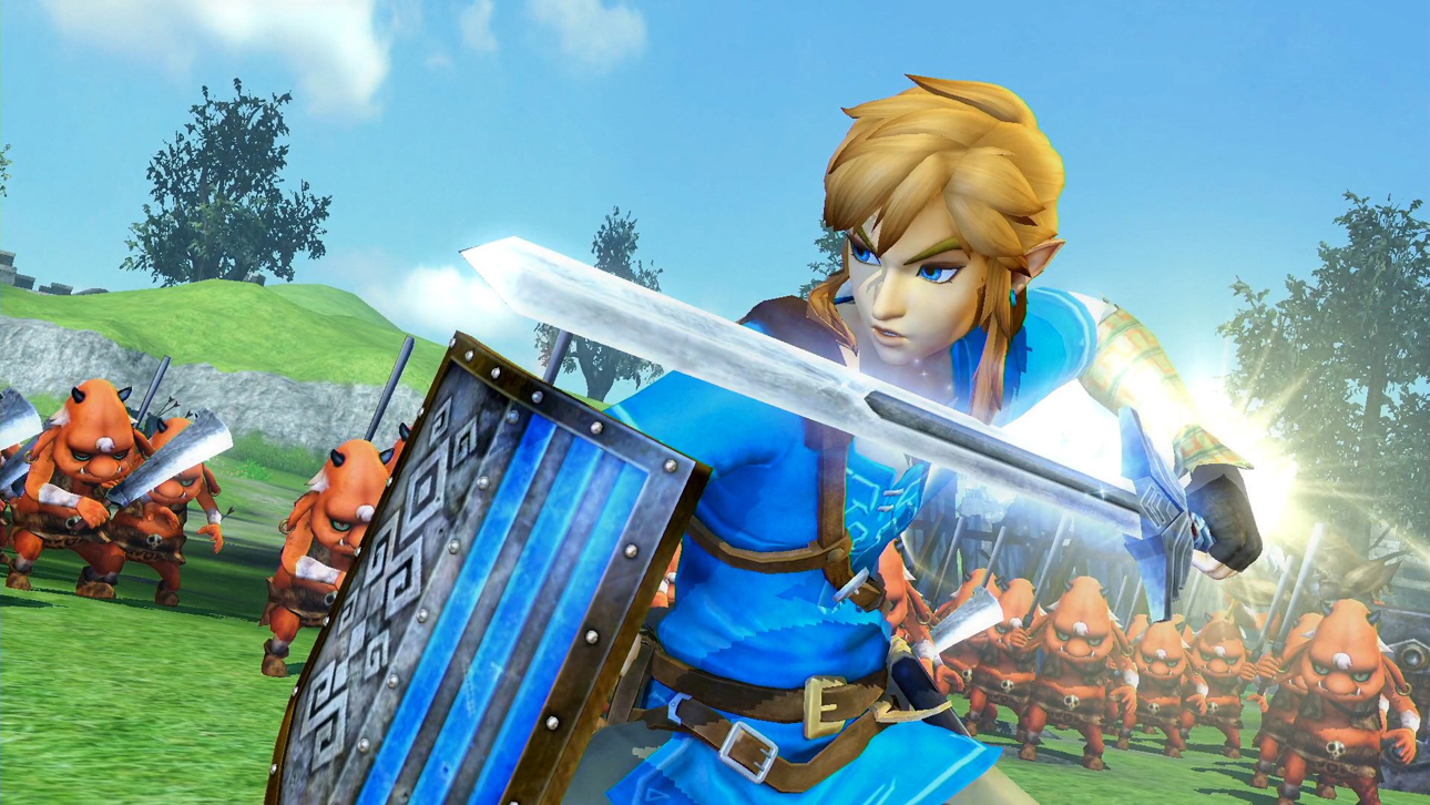 Hyrule Warriors: Definitive Edition is upgrading the Wii U brawler for Nintendo Switch