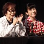 Toshio Furukawa and his wife Shino Kakinuma discuss their work as voice actors in Dragon Ball and Dragon Ball Z Kai.