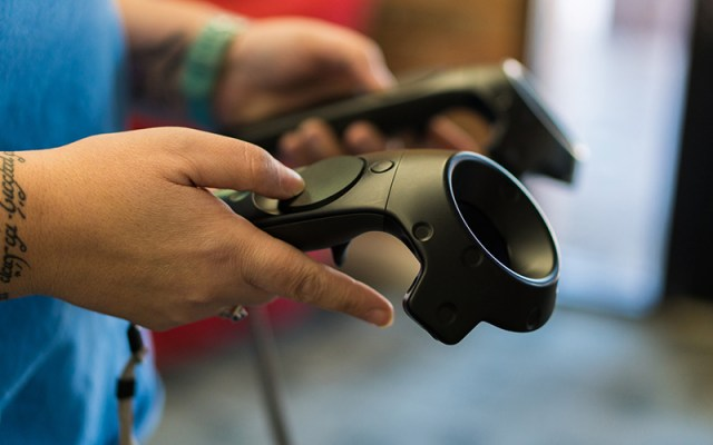 virtual reality arcades