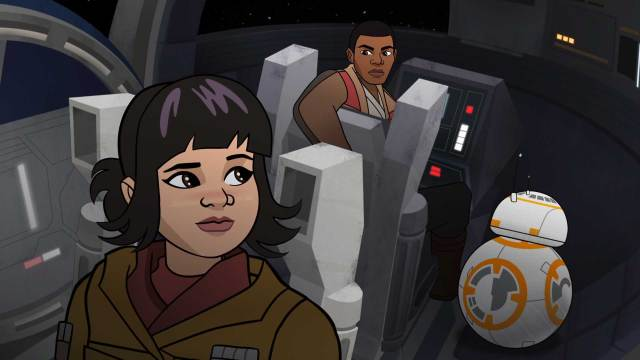 Star Wars Forces of Destiny Vol. 3