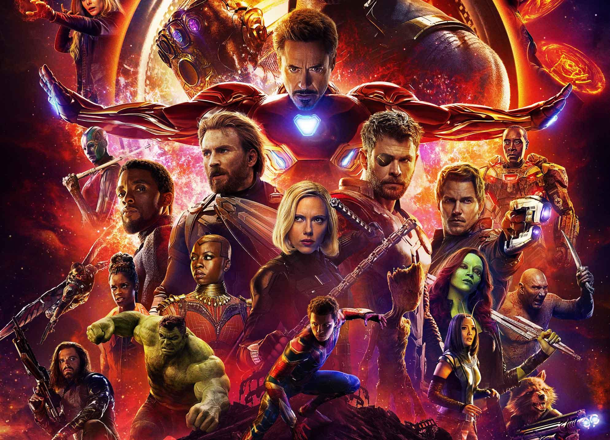 Nerdvana · Avengers: Infinity War