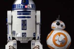 Sphero R2-D2 and BB-8