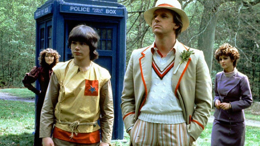 Classic Doctor Who marathon returns to Twitch through Jan. 25