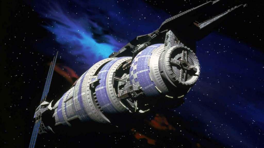 Remastered Babylon 5 streaming on HBO Max
