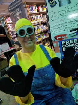 Velma Teague Library / Drawn to Comics