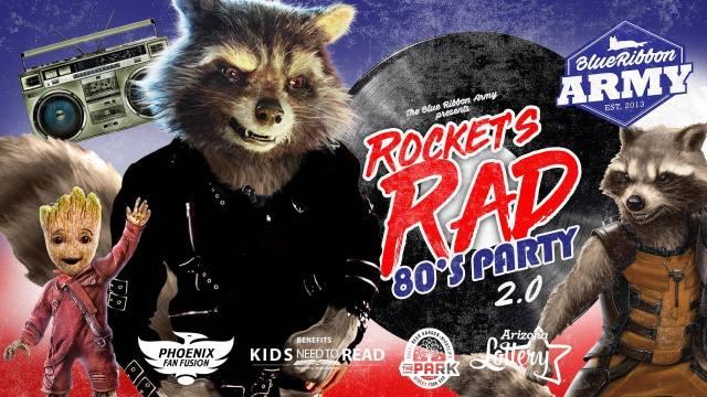 Rocket's Rad 80's Party 2.0