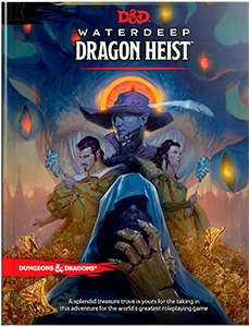 D&D's Waterdeep: Dragon Heist
