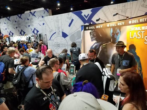 Thrawn Alliances at San Diego Comic-Con 2018