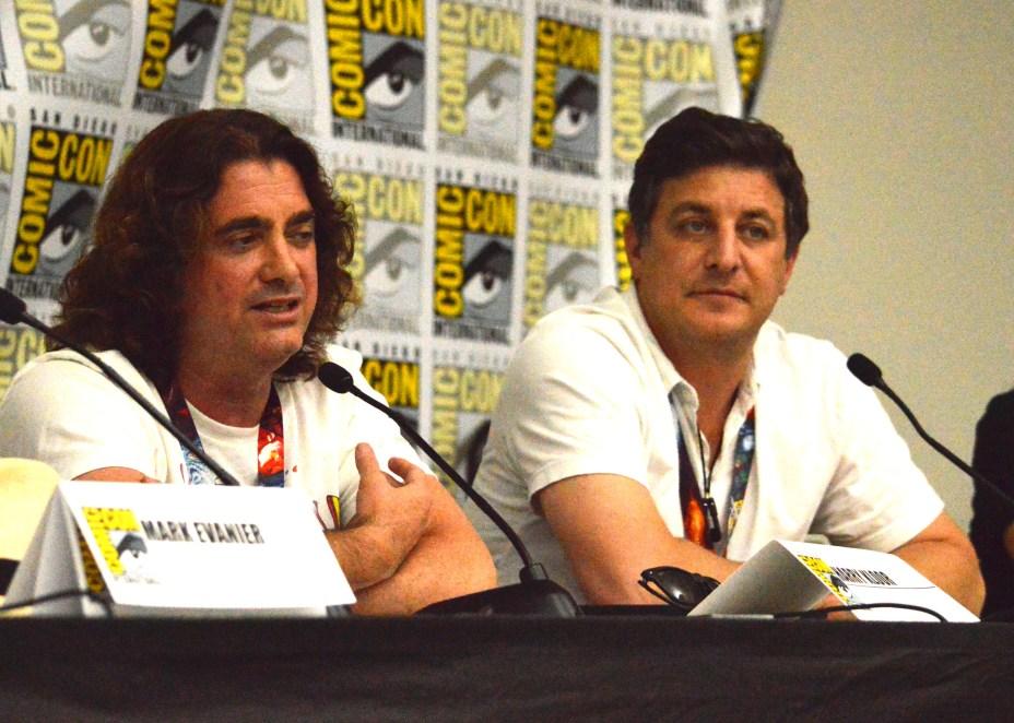 Harry Kloor and Matthew Rhodes (L-R)