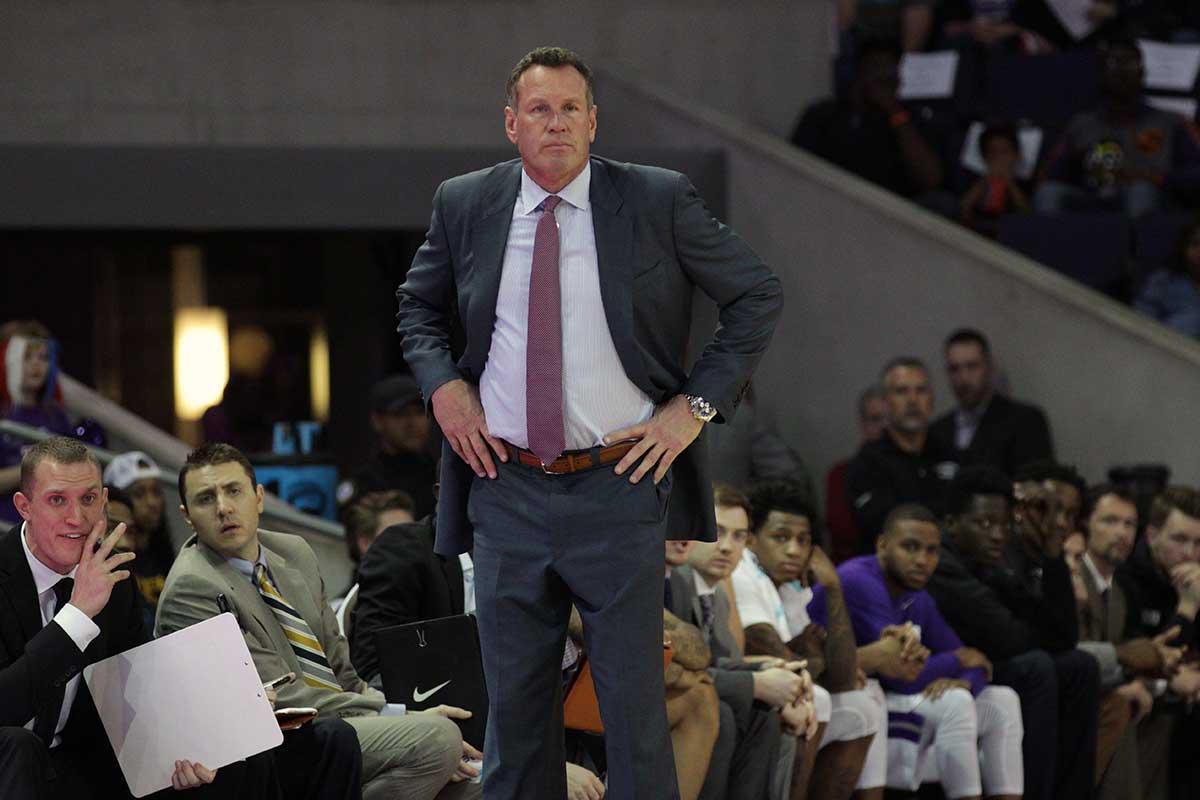 Dan Majerle's GCU basketball team could be playing Arizona State in the future. (Cronkite News)