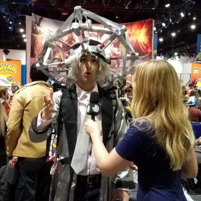 Doc Brown Interview