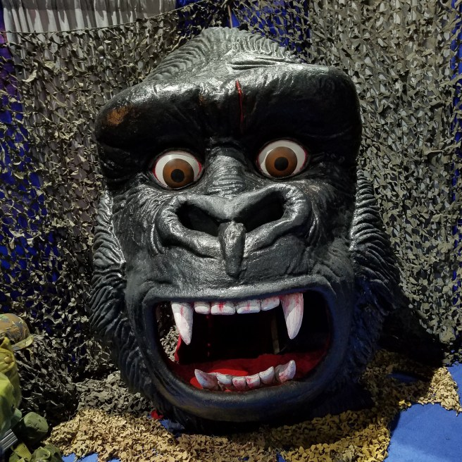 King Kong Lives (86) Prop