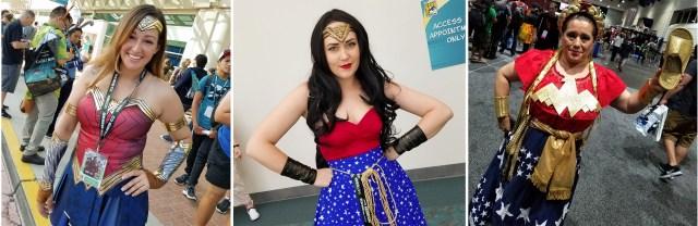 Wonder Women, Thursday, July 19, San Diego Comic-Con 2018