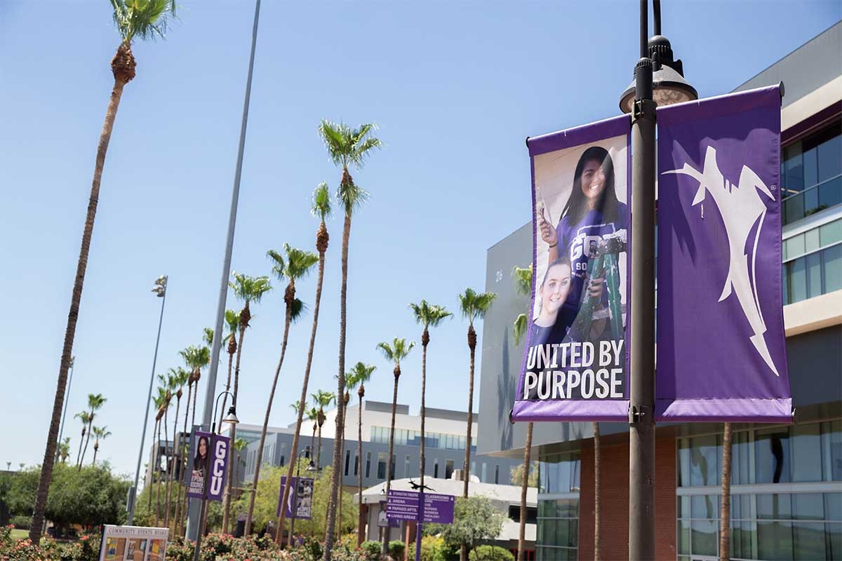 With an expected fall enrollment of nearly 91,000 students on-campus and online, Grand Canyon University is one of the largest universities in the country. It has invested more than $1 billion in infrastucture since 2008. (Photo by Nick Serpa/Cronkite News)