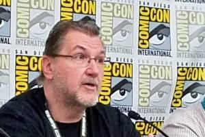 Joe Jusko at San Diego Comic-Con 2018