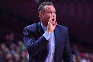 Dan Majerle's Grand Canyon basketball team could be playing Arizona State in the future. (Cronkite News)
