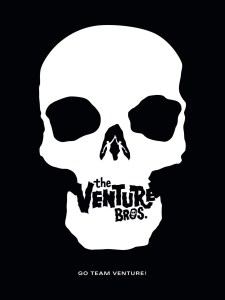 The Venture Bros. Go Team Venture book