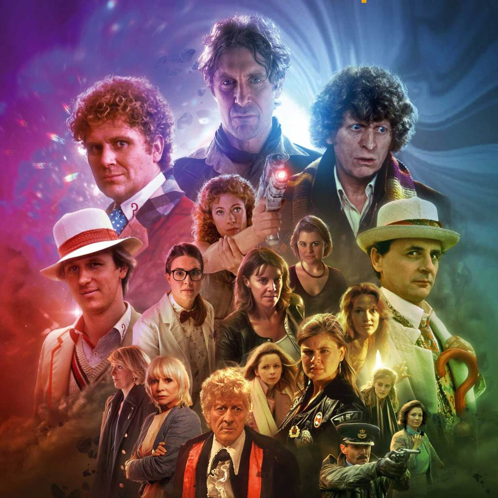 20-hour Doctor Who livestream celebrates 20 years of Big Finish audio adventures in space and time