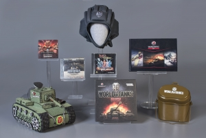 World of Tanks marketing materials (The Strong museum)