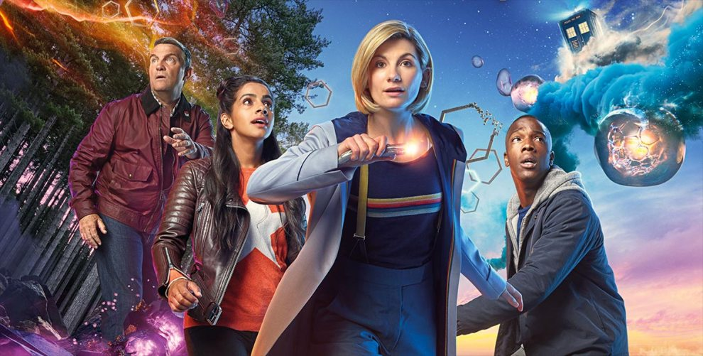 doctor who series 11 trailer