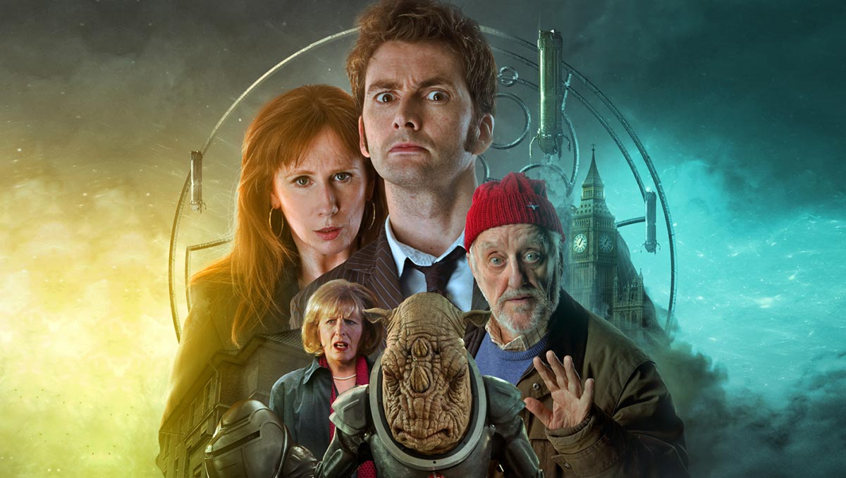 Doctor Who Big Finish David Tennant Catherine Tate