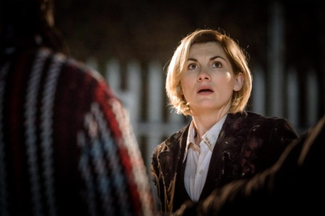 Doctor Who - The Woman Who Fell to Earth