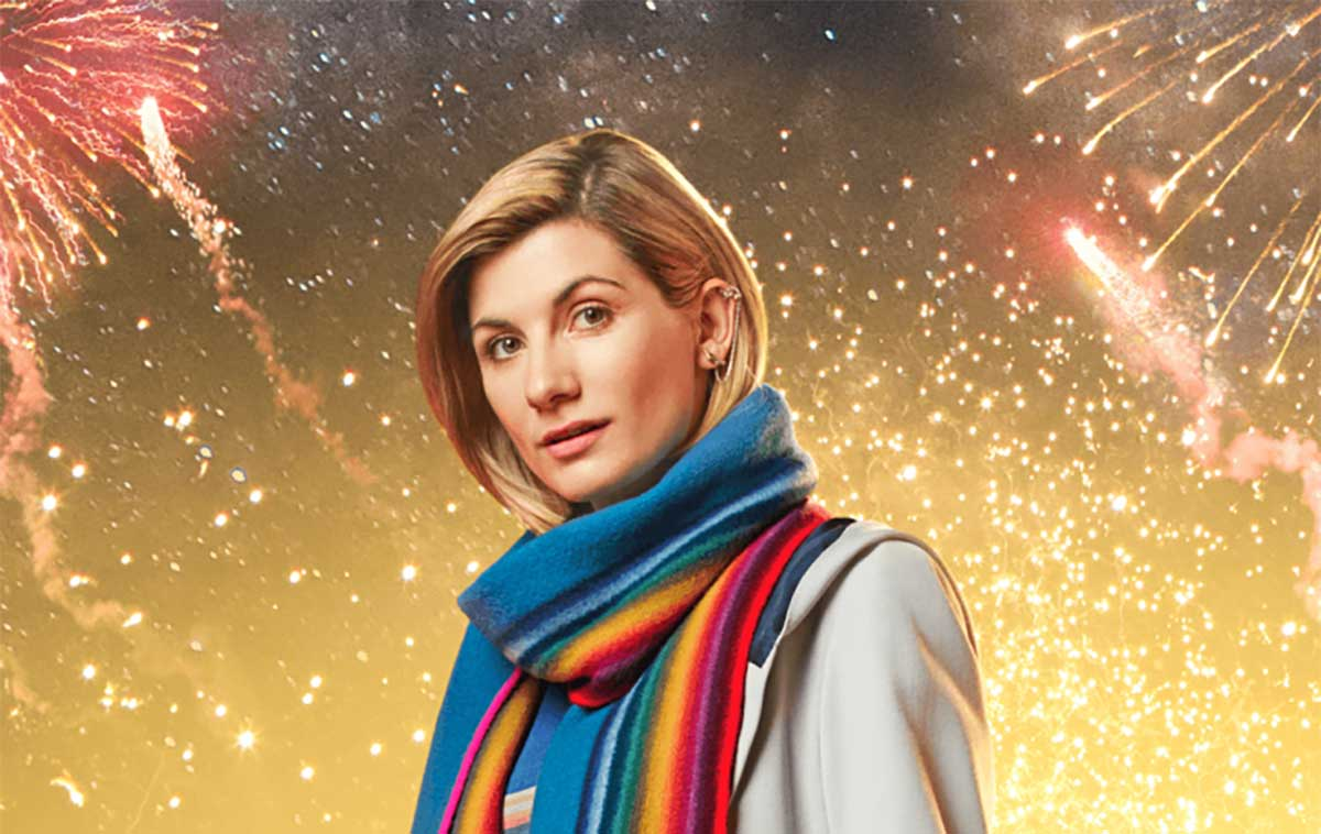 Doctor Who 13th Doctor New Year's special